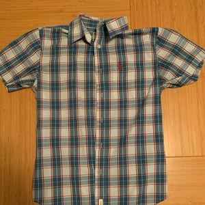 Original Penguin button down shirt size small